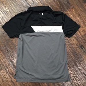 Under Armour Shirts & Tops - Under Armour Boys Polo - Size YSM